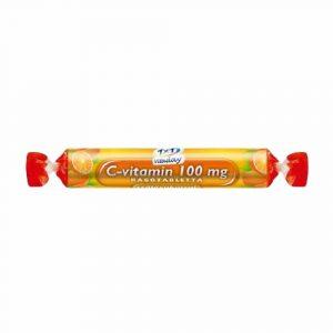 1X1 C-Vitamin Szőlőcukor Narancsos Rágótabletta 17db