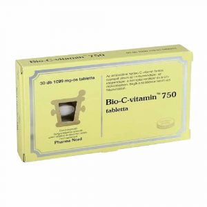 Bio-C-Vitamin Tabletta 30 db