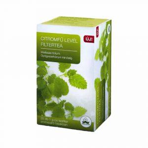 Bioextra Citromfű Filtertea 25 filter