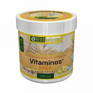 Herbioticum Vitaminos+ Krém 250 Ml