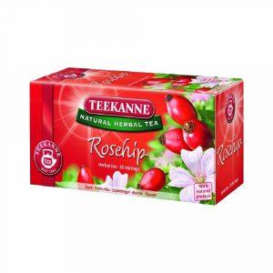 Teekanne Csipkebogyó-Hibiszkusz Tea 20 filter