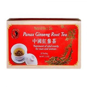 Dr.Chen Panax Ginseng Vörös Tea 20 filter