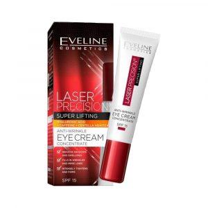 Eveline Laser Precision Szemkörnyékápoló 15 ml