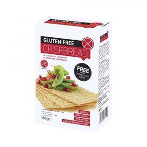 Crispbread Lapkenyér Gluténmentes 180 g