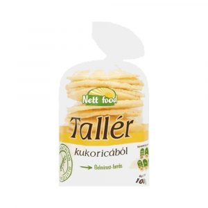 Nett Food Tallér Kukoricából 100 g