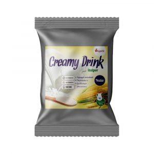 Vegetár Creamy Drink Italpor Natúr 400 g