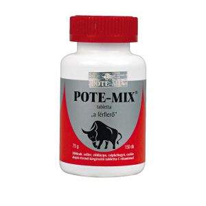 Pote-Mix Tabletta 150 db