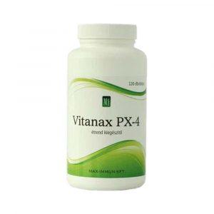 Vitanax Px-4 étrend Kiegészítő Kapszula 120 db