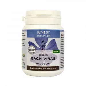 Bach Virágterápiás Rágó önbizalom 60 g