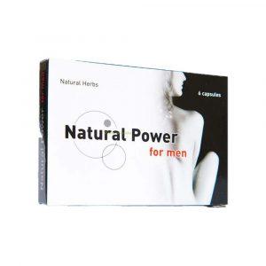 Natural Power For Men Kapszula 6 db