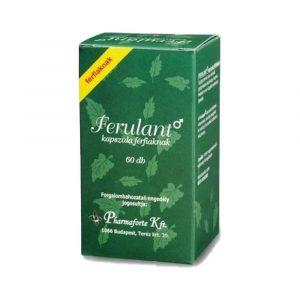 Pharmaforte Ferulant Kapszula 60 db
