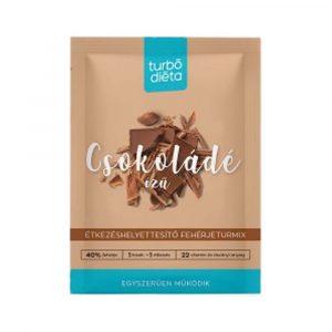 Turbó Diéta Fehérje Turmixpor Csoki 35 g