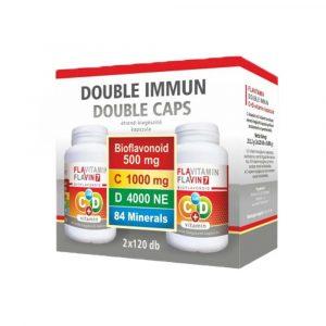 Flavitamin Double Vitamin C+D 2x120 db