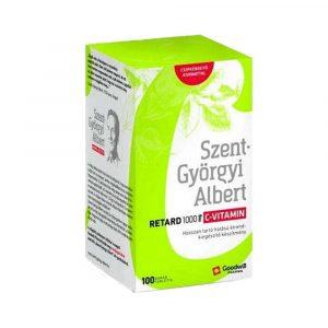 Goodwill Szent Györgyi C-Vitamin 1000 mg 100 db
