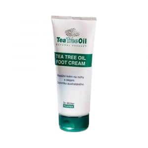 Tea Tree Oil Teafa Lábápoló Krém 150 ml