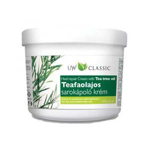Uw Classic Teafaolajos Sarokápoló 250 ml