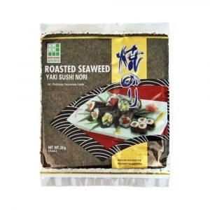 Sushi Nori Tengeri Algalapok 10 lap