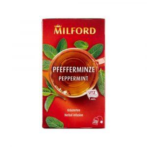 Milford Gyógynövénytea Borsmenta 20 Filter