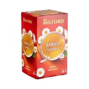 Milford Gyógynövénytea Kamilla 20 Filter